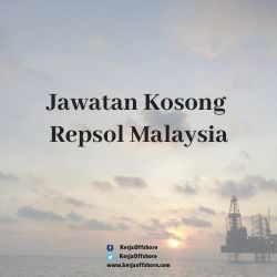 Jawatan Kerja Kosong Oil And Gas Repsol Malaysia