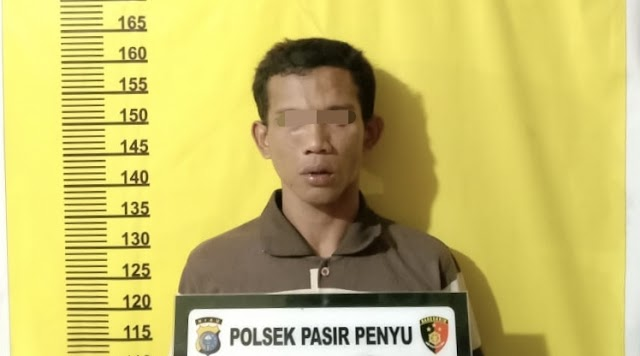 Bongkar Konter HP, Pemuda Pengangguran Asal Lirik Diciduk Polisi