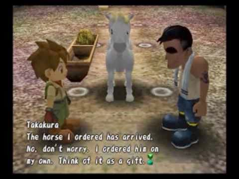 Setelah sukses Berbagi wacana Harvest Moon Hero of Leaf Valley Cara Mendapatkan Kuda [ HM AWL ]