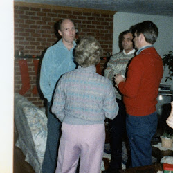 Fellowship Class - 1986 Christmas Party