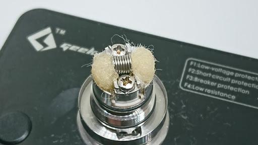 DSC 2768 thumb%25255B3%25255D - 【RTA】「Kayfun V5 RTA」(SvoëMesto)」+「Steam Tuners「Kayfun 5 Nano kit」ケイファン5ナノキット」「MTLパーツ」レビュー。高級マスプロRTAを初めて使う!!果たして。