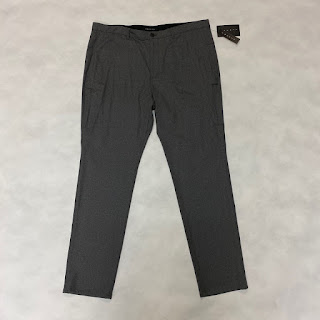 "Theory New Light Grey ""Connal"" Trousers Sz. 38"