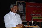 Speech By Mr. Chandrappa MLA -Holalkere Constituency