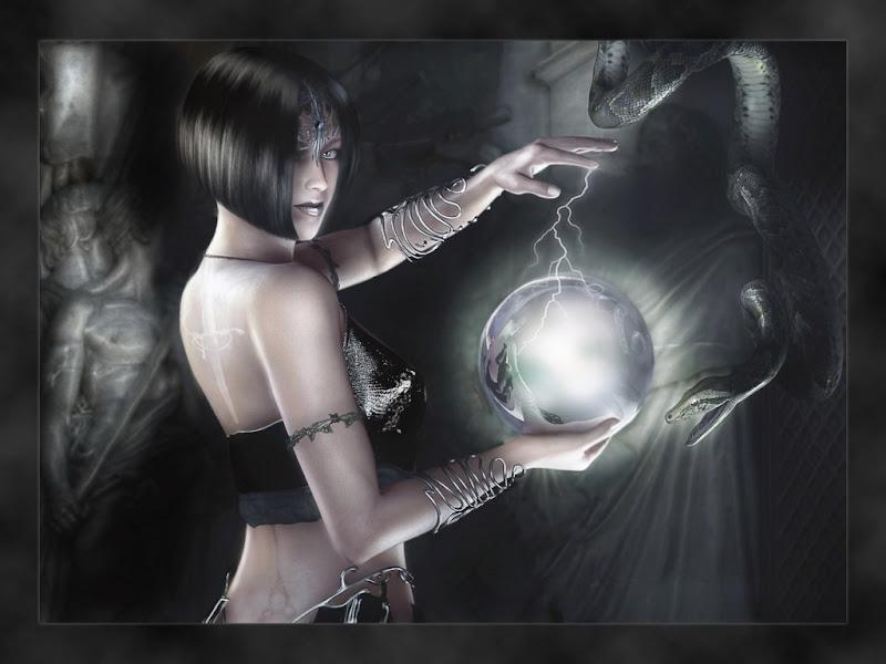 Black Storm, Black Magic