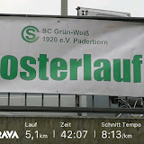Osterlauf Paderborn 31.3.2018