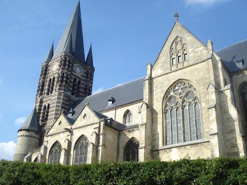 Thorn - Chiesa