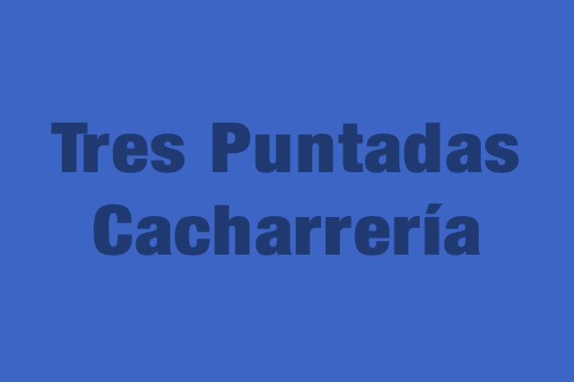 Tres Puntadas Cacharrería es Partner de la Alianza Tarjeta al 10% Efectiva
