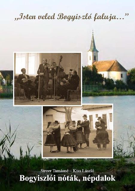 Bogyiszlói nóták, népdalok - kiadvány