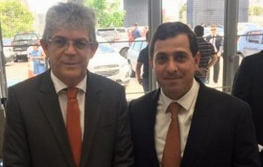 Gervásio Maia confirma rompimento com ex-governador Ricardo Coutinho