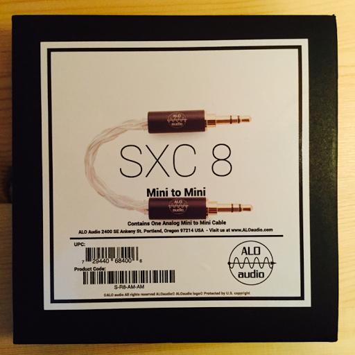 NEW! SXC 8 Headphone Cable – ALO audio