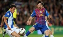 Video Goles Barcelona Espanyol [4 - 0]   - futbol de españa