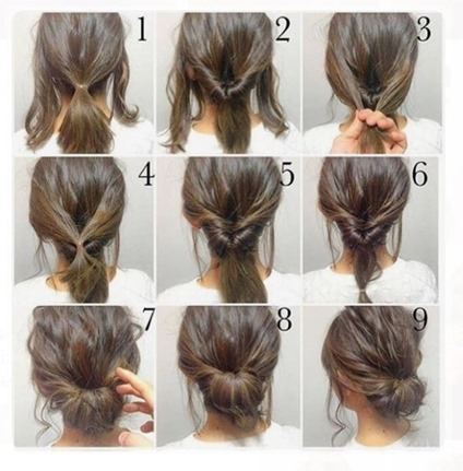 Super-Easy-Hairtsyles-for-Short-Hair-Mystylespots-2017