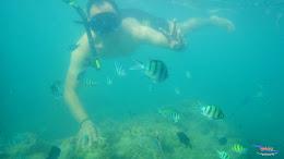 family trip pulau pari 090716 Pentax 14
