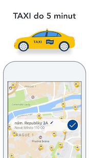 Liftago Taxi - náhled