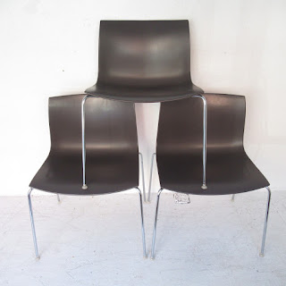 Arper Catifa 46 Chair Trio