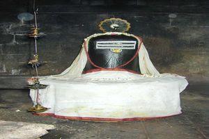 Thiru Thuruthi (Kuttalam) Temple Main Deity Uthavedeeswarar