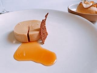 Eleven Madison Park foie gras