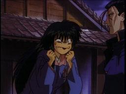 I have to admit: I rather like Hajime.
