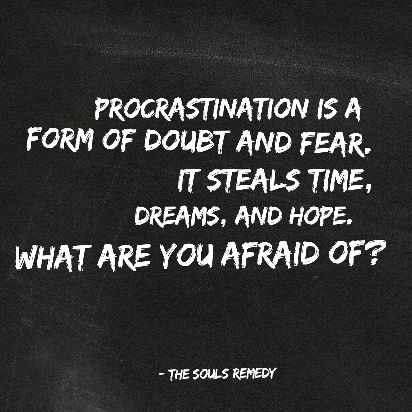 procrastination good morning Good morning sunshine: how to start your day off on the right foot the struggle is real: dealing with procrastination [mini] how to deal with failure or disappointment.
