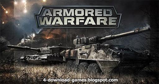 لعبة الحرب المدرعة Armored Warfare