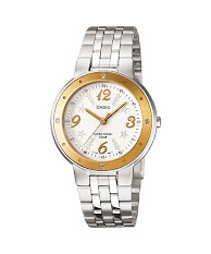 Jam Tangan Pria Analog Tali Stainless Steel Casio Standard : MTP-VS01G-2A