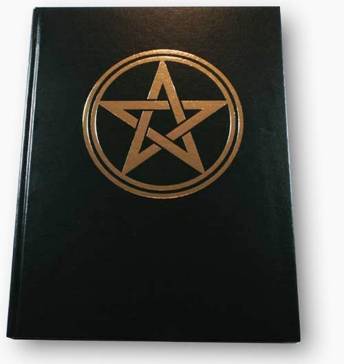 Blank Book Of Shadows, Book Of Shadows