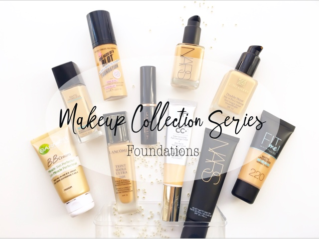 ummbaby makeup collection series, makeup collection, foundation collection, best foundations for oily skin