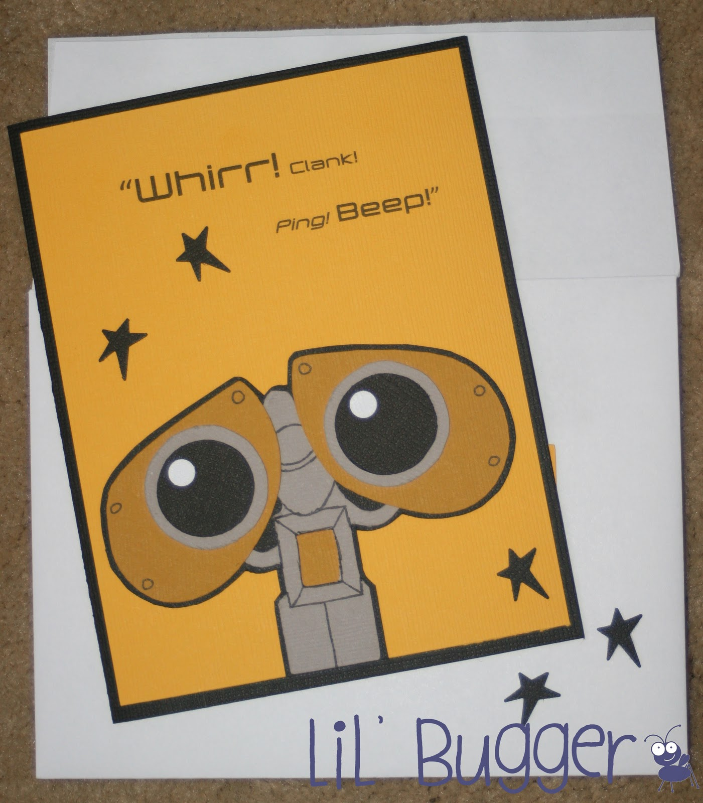 Lil\' Bugger: Wall-E Birthday Party