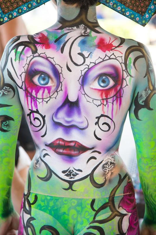IMG_4913 Color Sea Festival 2018 - Bodypainting a Fano
