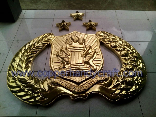 Logo Polri Kuningan