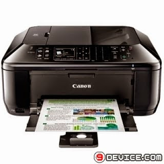 pic 1 - the way to get Canon PIXMA MX525 printing device driver