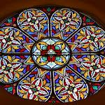 Chapelle : vitrail