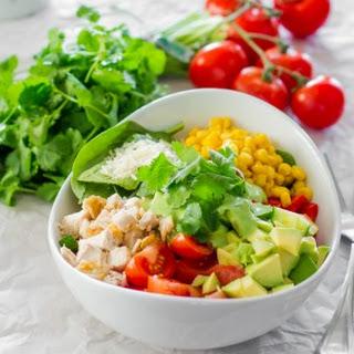 Chicken Spinach Salad Cilantro Recipes