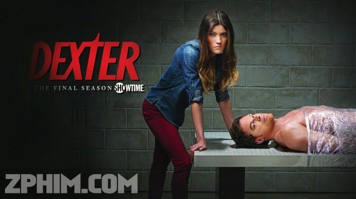Ảnh trong phim Thiên Thần Khát Máu 8 - Dexter Season 8 1