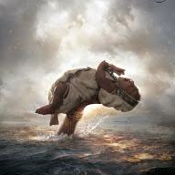 Bahubali New Poster