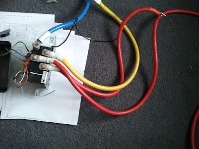 Runva EWXQ Winch Wiring OffroadExpress - Gew 10000 winch wiring diagram