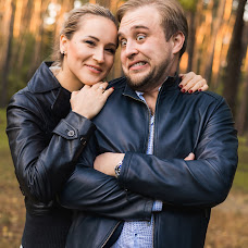 Wedding photographer Aleksey Eremeev (Eremeevalexey). Photo of 17.10.2018