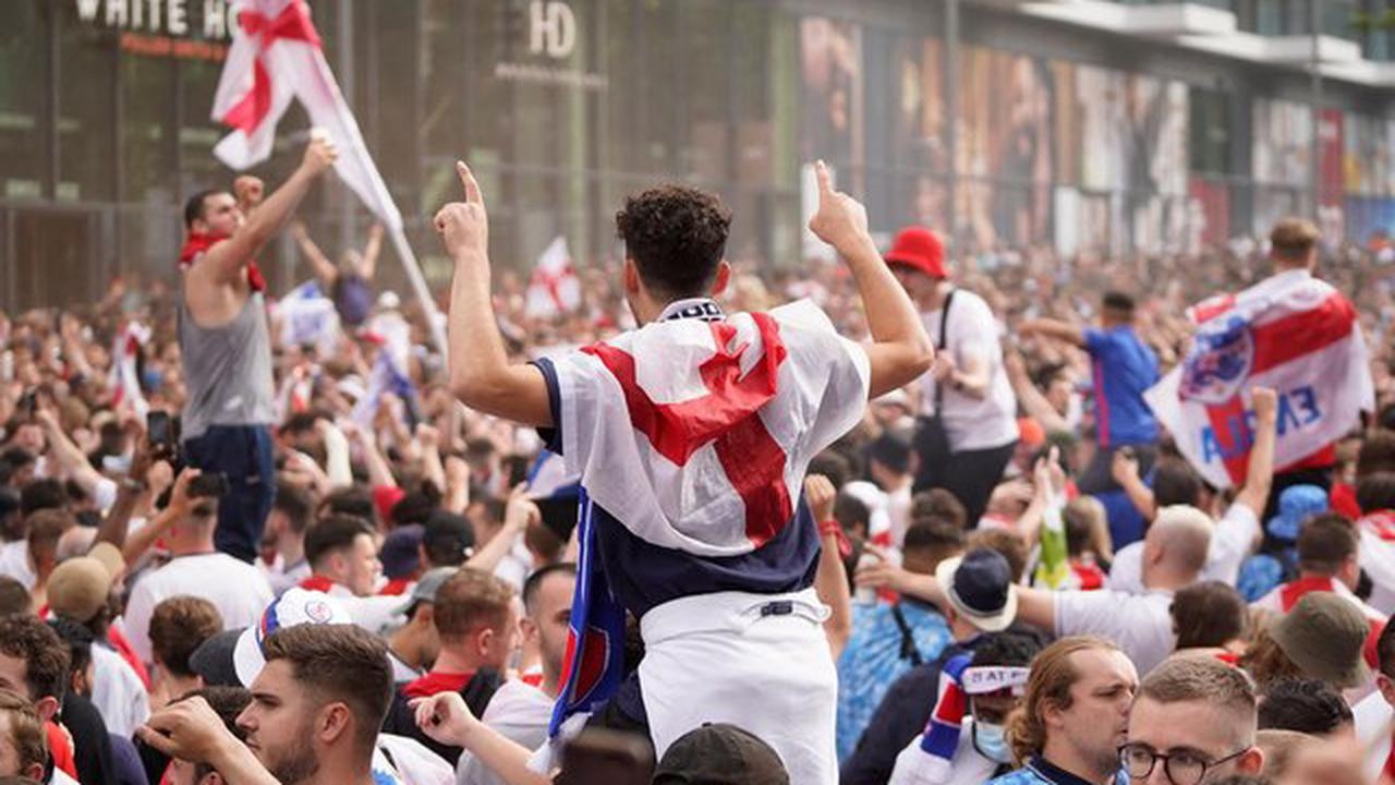 the Euro 2020: FA launches independent review into 'disgraceful' fan/police clashes at Wembley final