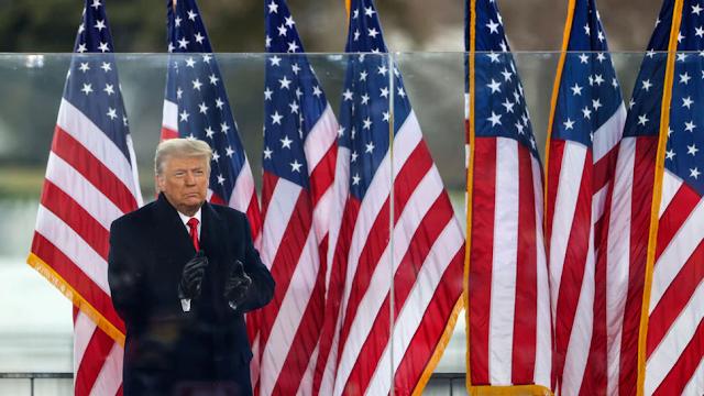 BREAKING: Trump Says He'll Skip Biden's Inauguration