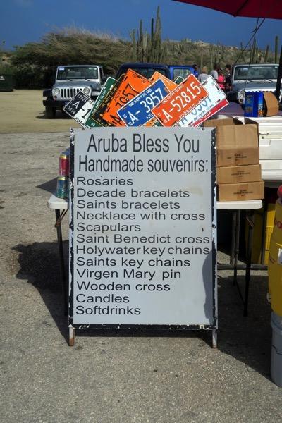 Chapel souvenirs