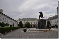 8 varsovie siege du conseil des ministres