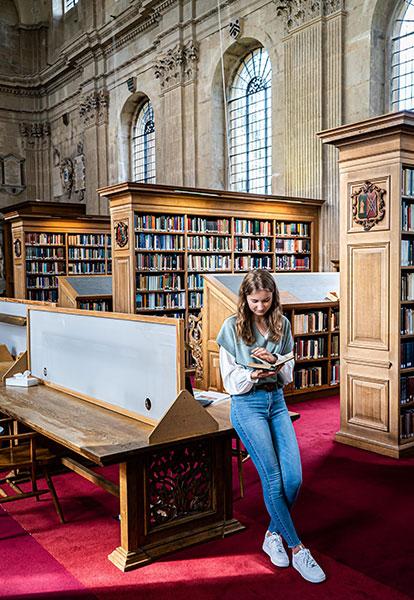 Belgium's Princess Elisabeth shares stunning photos as she starts course at Oxford University