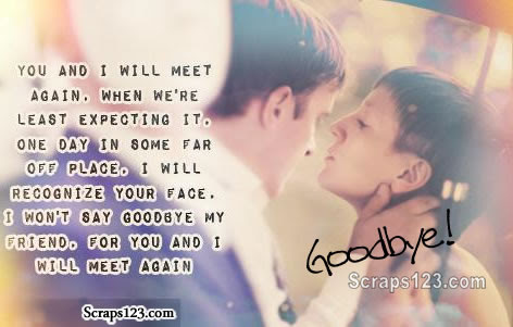 Goodbyes are Painful  Image - 3