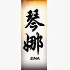 zina - tattoo designs