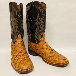 Lucchese Murphy Boots