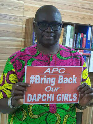 Fayose Reacts to Dapchi girls release