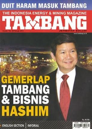 Majalah Tambang Edisi Februari 2013