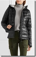 Canada Goose lite quilted down jacket