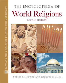 Cover of Robert Ellwood's Book The Encyclopedia of World Religions
