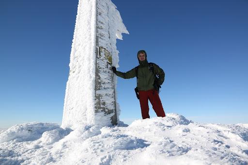 Na vrchole Baranca